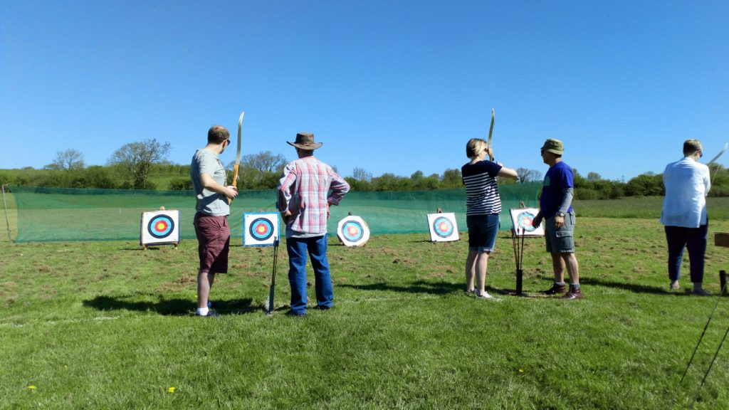 Phoenix Archers: Beginners course