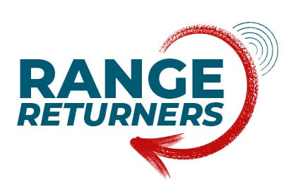 Range Returners logo